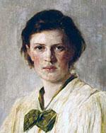 Porträt Marianne Weber  Bild: Marie David, Wikimedia Commons