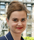 Jo Cox. Foto: picture alliance / empics, Yui Mok