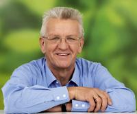 Winfried Kretschmann, Foto: Landtagsfraktion Bündnis 90/Die Grünen