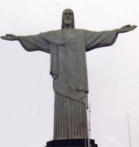 Christo Statue. Rio de Janeiro. Foto: Bernhard Hausenblas.
