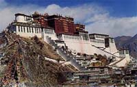 Potala Palst Lhasa: Foto: PD, Library of Congress