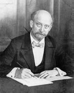 Philipp Scheidemann, Foto: Stiftung Reichspräsident Friedrich Ebert Gedenkstätte