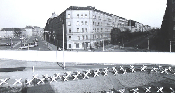 West Ost Berlin Karte.Bau Der Berliner Mauer 13 August 1961