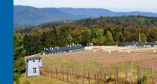 Download des Programms (KZ-Komplex Natzweiler, Foto: LpB)