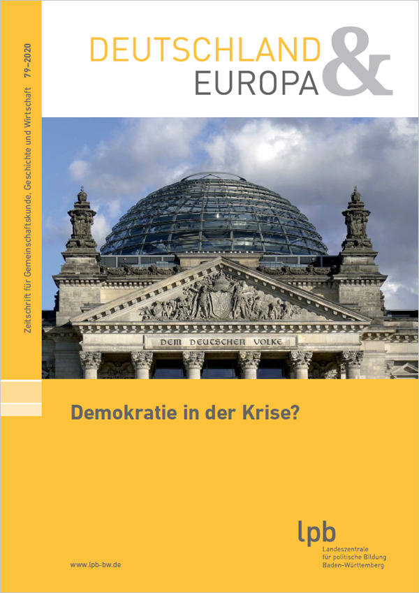 D&E 79-2020 Demokratie in der Krise?