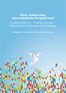 DO Friedensbildung - SDGs: Globale Ziele, unterschiedliche Perspektiven?!