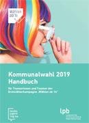"""EP Kommunalwahl 2019 - Handbuch für Teamerinnen und Teamer der Erstwählerkampagne """"Wählen ab 16"""""""
