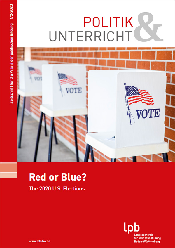 "P&U 2020-1/2 ""Red or Blue? The 2020 U.S. Elections"""