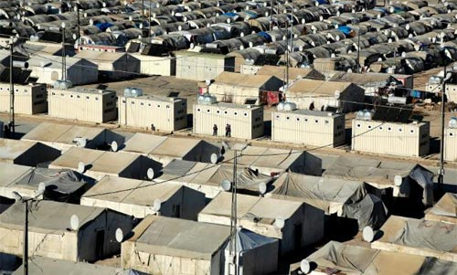 Nizip refugees Camp
