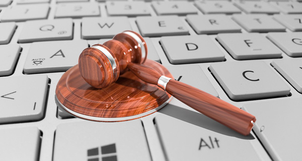 Cyber Gesetze. Quelle: pixabay.com; pradiprout / 1 Bild; CC0 Creative Commons.