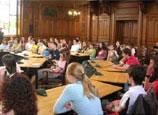 Show-Debatte: Schüler debattieren über Europa
