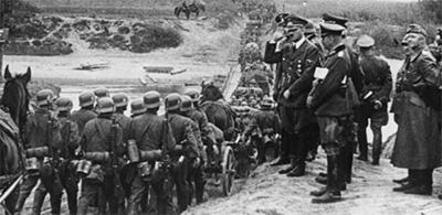 Beginn 2. Weltkrieg