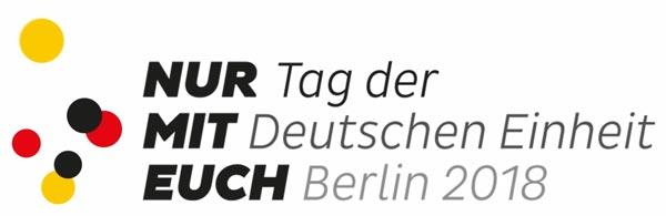 Tag Der Deutschen Einheit 3 Oktober 2018