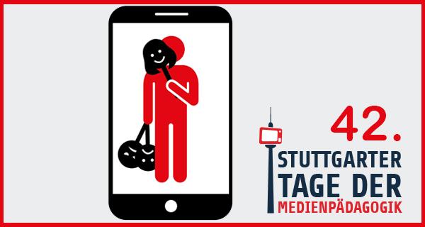 Titelbild des Flyers 42. Stuttgarter Tage der Medienpädagogik