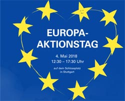 Europa-Aktionstag 2018