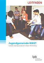 Cover Leitfaden für Jugendgemeinderäte