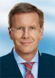Wulff ist neuer Bundespräsident