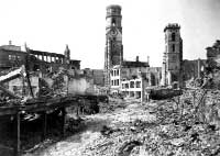 Kriegsende in Stuttgart, Foto: LMZ-BW