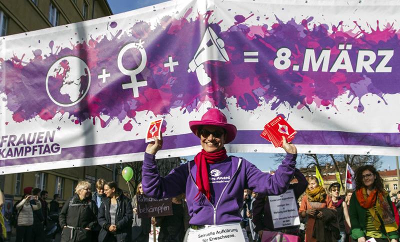Geburtsstunde des Frauenwahlrechts